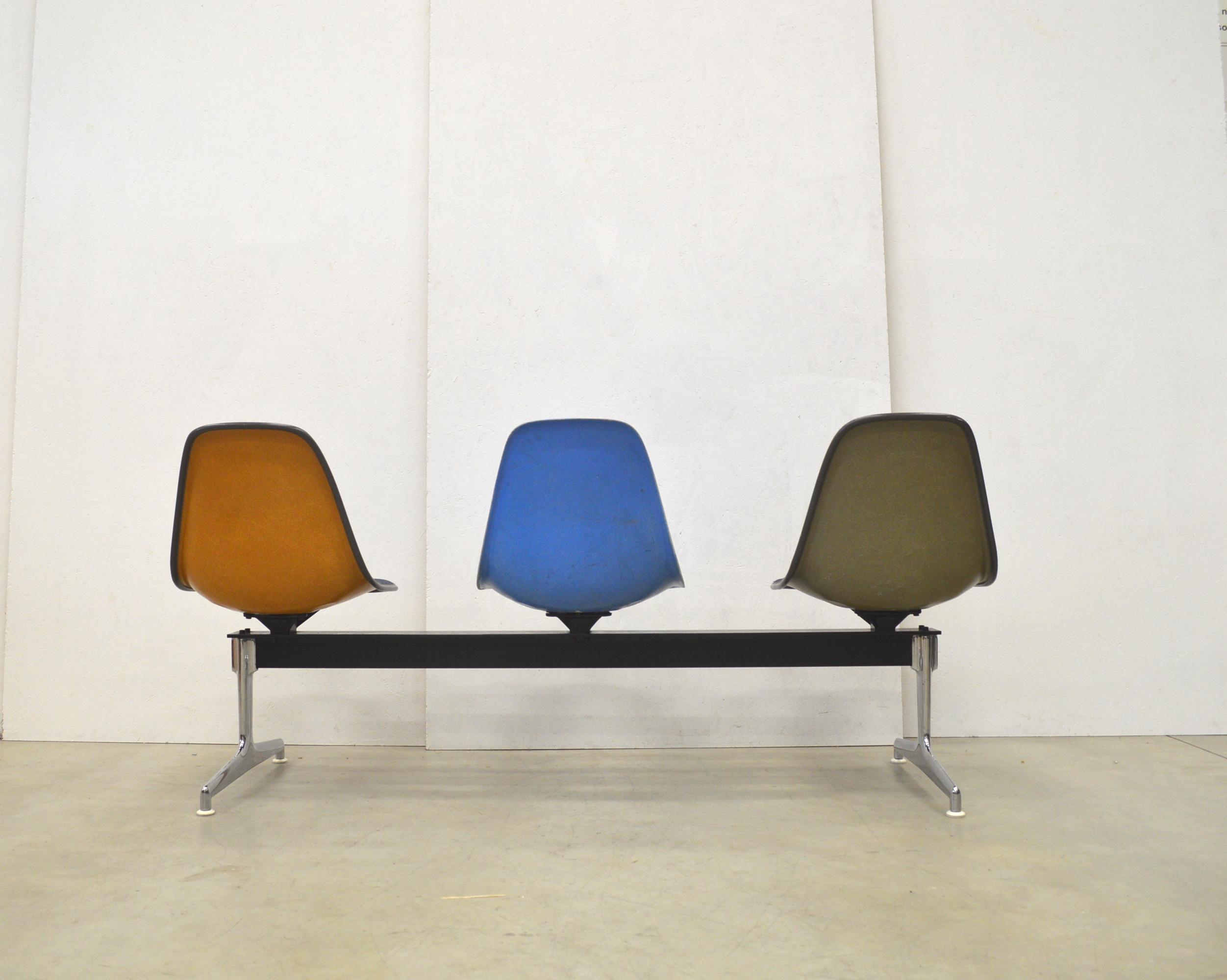 Herman Miller Traverse Sofa Bank by Charles Eames | Interior Aksel