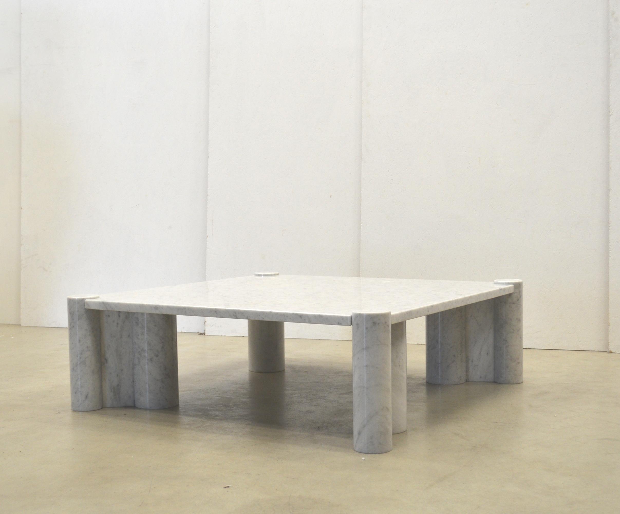 Gae Aulenti Jumbo Coffee Table Tisch Knoll Interior Aksel Aachen