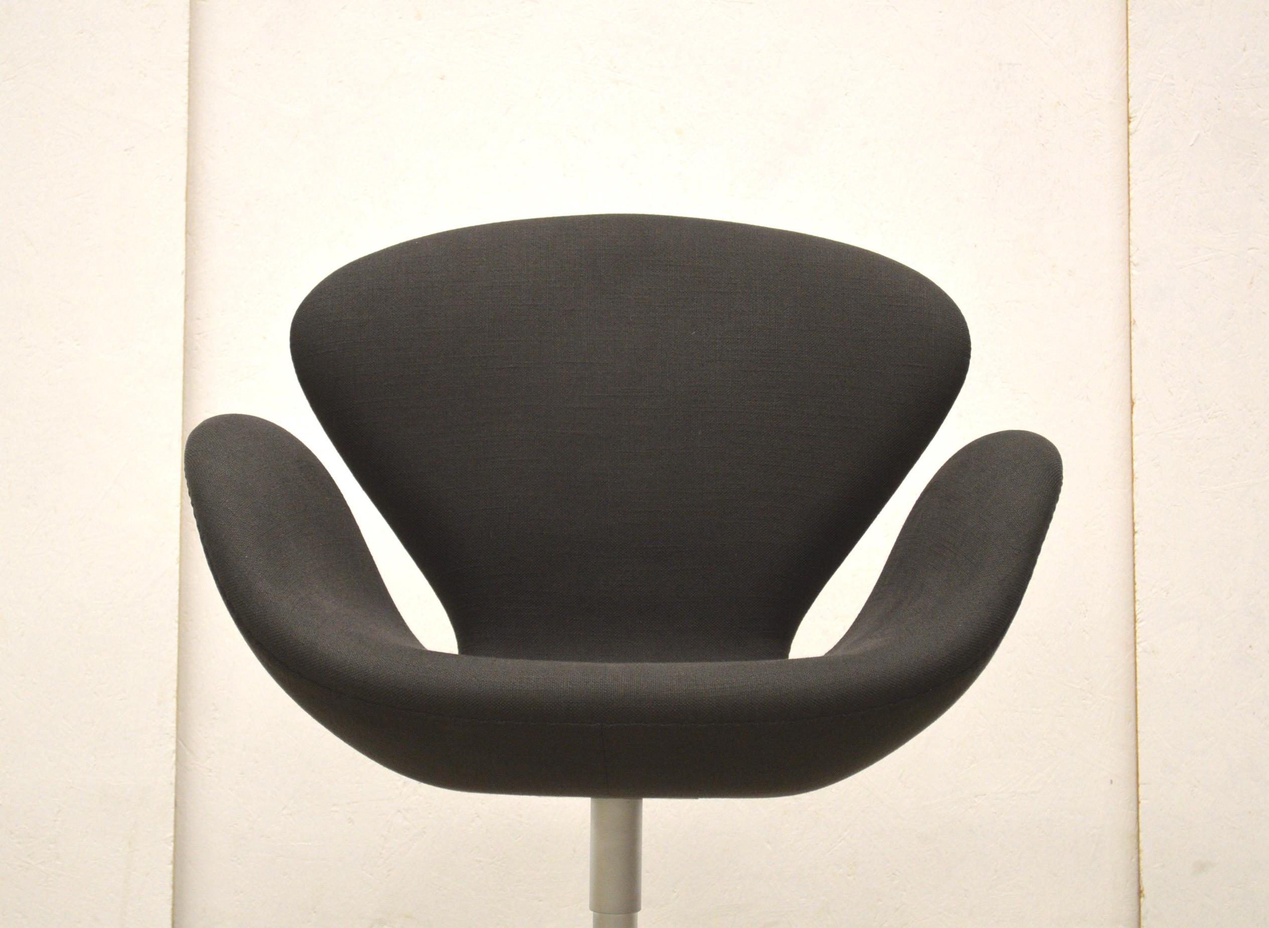 Arne Jacobsen Swan Chair By Fritz Hansen 2012 Edition Interior Aksel