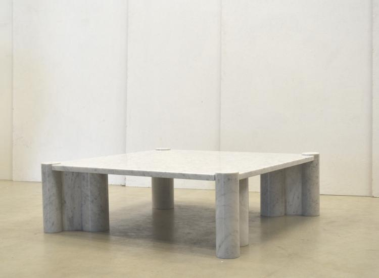 Gae Aulenti Jumbo Coffee Table Tisch Knoll Interior Aksel Aachen