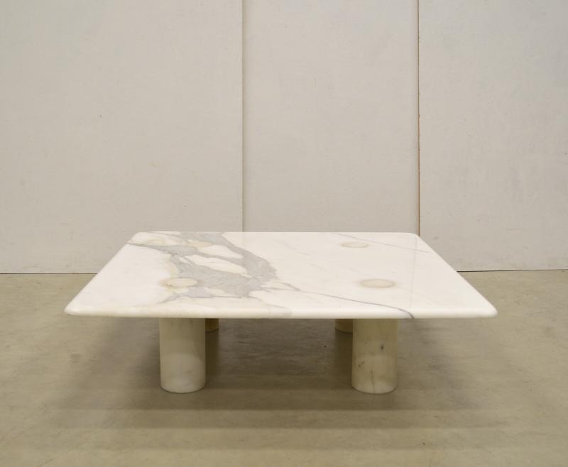 Angelo Mangiarotti Coffee Table Up Up Editions Interior Aksel Aachen NY Paris